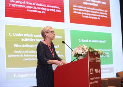 Marijk van der Wende at Harvard Center Shanghai
